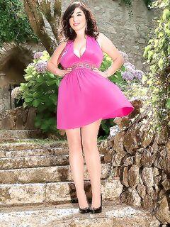 Розовое сексуальное бельё
