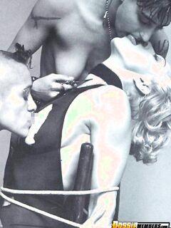 Горячие порно фотографии с молодыми знаменитостями