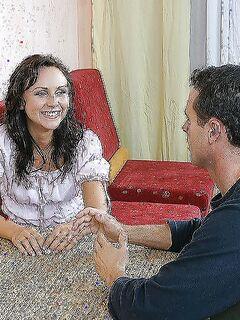 Возбужденный жених захотел потрахаться с невестой до свадьбы