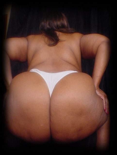 Подборка больших задниц от разных девушек в возрасте