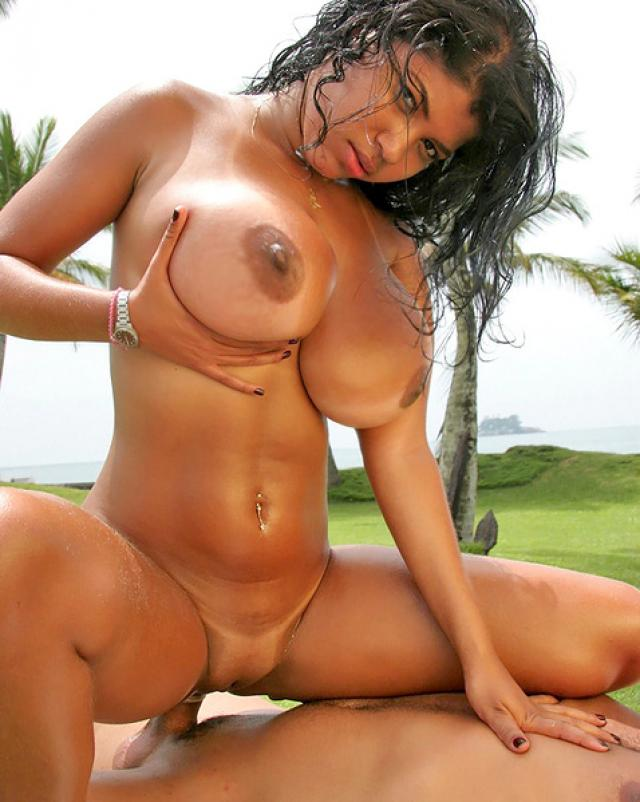 Who Is That Big Boobed Perfect Girl With Brazilian