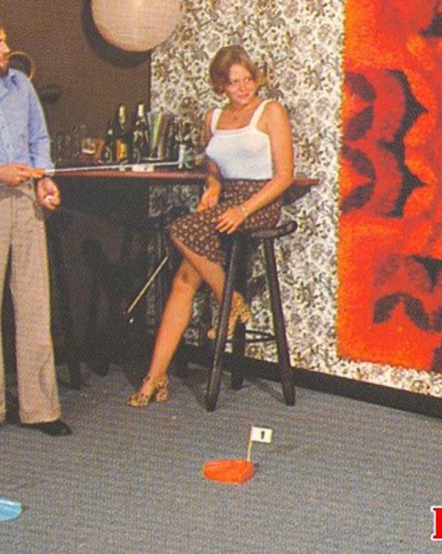 Жаркий секс 70 годов
