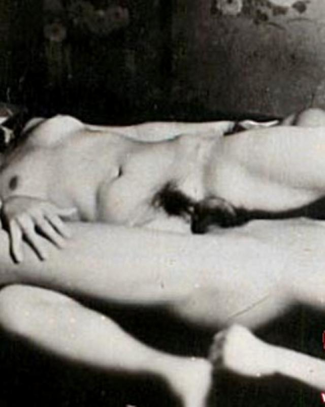Винтажные фото жаркого секса