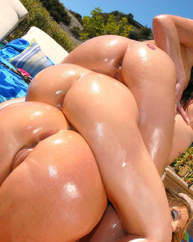 Booty sex nude