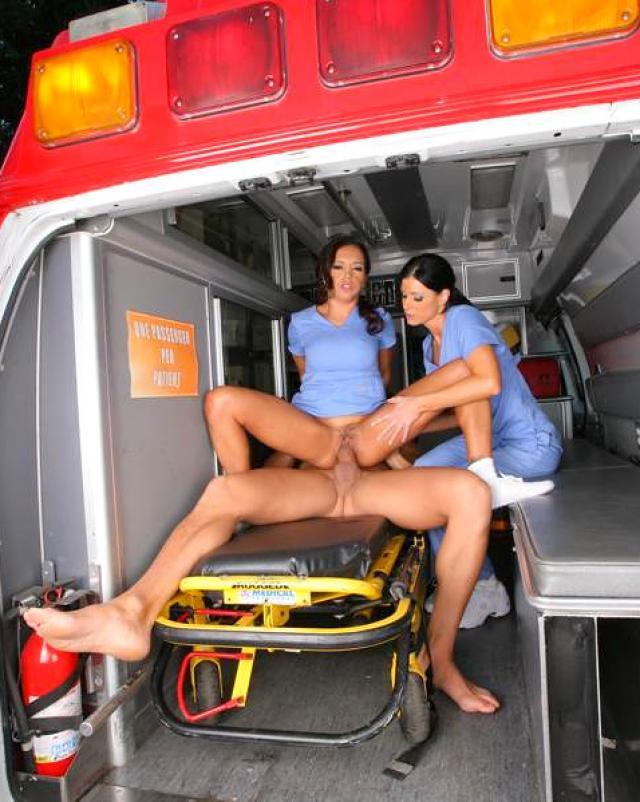 Ambulance two free sex pics