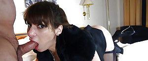 Девушка в колготках яростно ебется с любовником на большой кровати