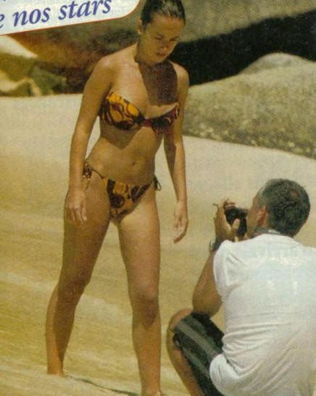Эротический микс фотографий знаменитости по имени Ализия