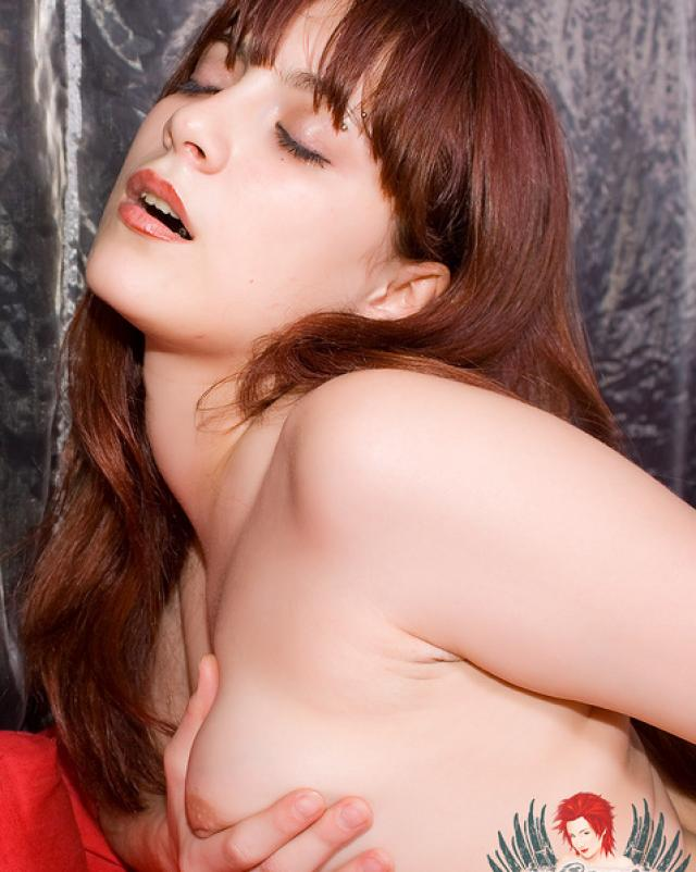 Секс с огурцом