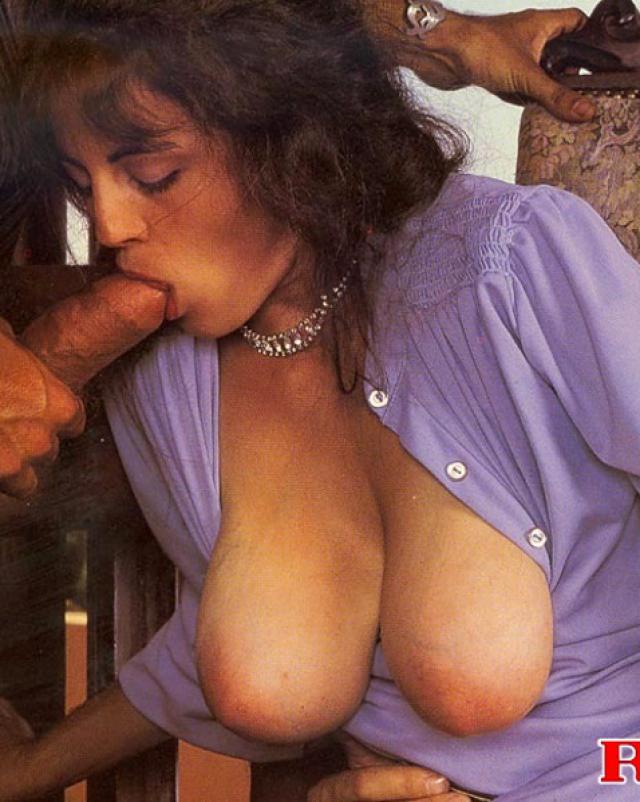 Open blouse retro xxx
