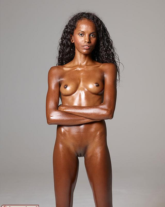 Nude famous black males