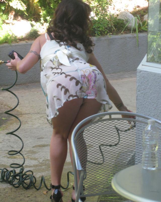 Девушка с большими дойками пришла на свой первый порно массаж