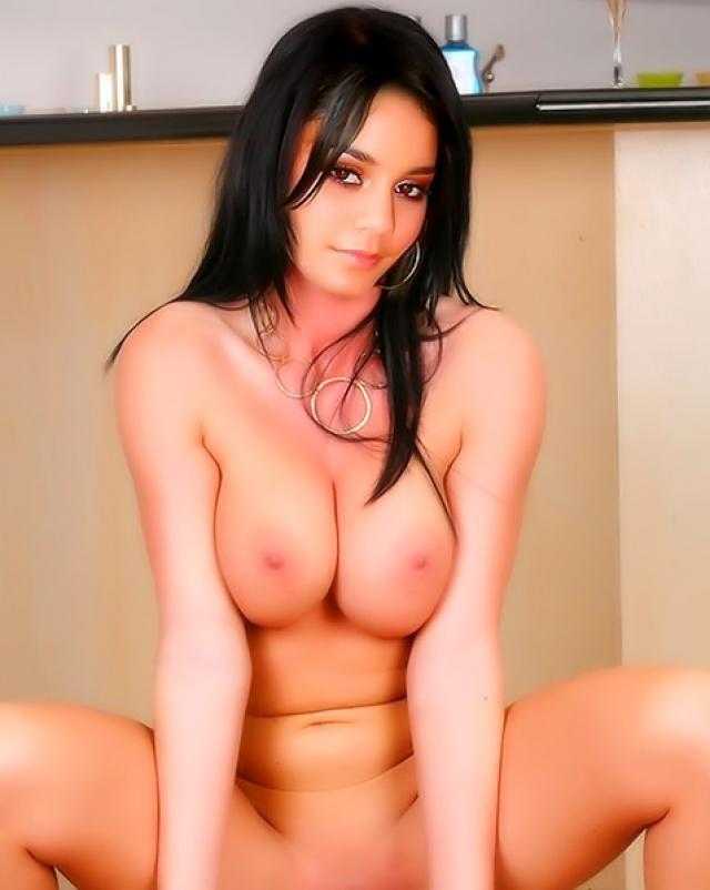 Знаменитая Vanessa Hudgens и ее анальный секс