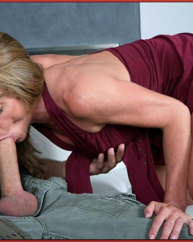 Фото жесткого секса тещи с зятем