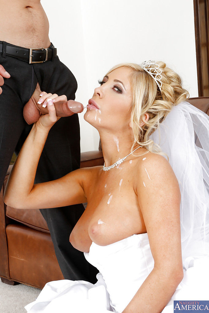 Brides Giving Blowjobs
